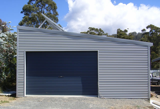 Garages | Carports | Manufactured sheds | Prefabricated ...
